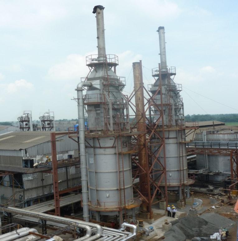 coal tar distillation plant  continuous  at hscl